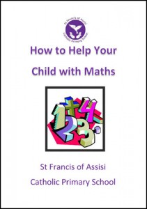 Maths Booklet for Parents 2014